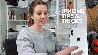 HIDDEN iPhone X Features !!!!