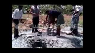 5HP Solar Irrigation Pump Tamil Nadu - 550 Feet Depth