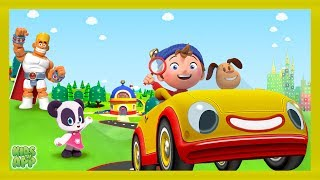 Noddy Toyland Detective - Let's Investigate (Kuato Games) - Best App For Kids