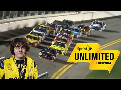 Sprint Unlimited 2016 at Daytona Experience!
