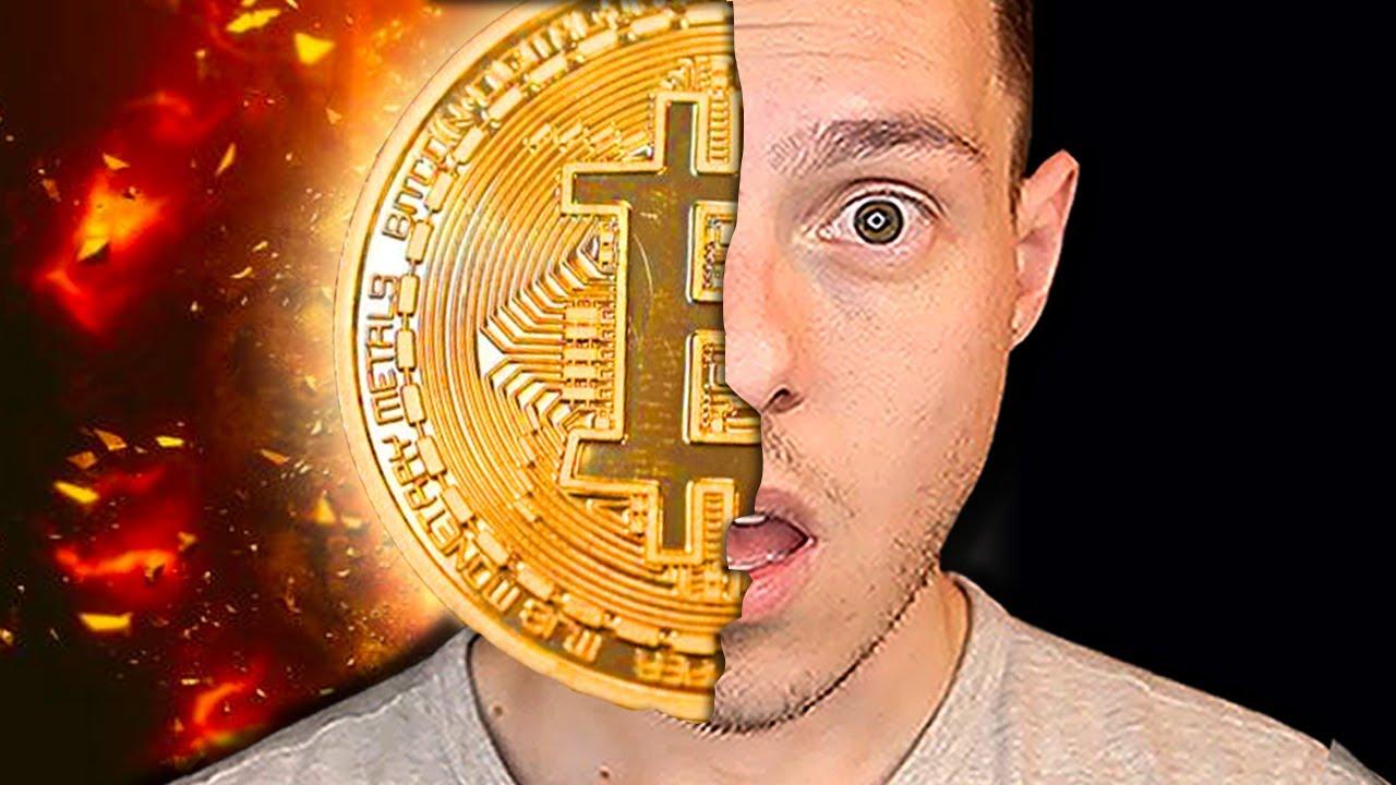 Going 50% Bitcoin