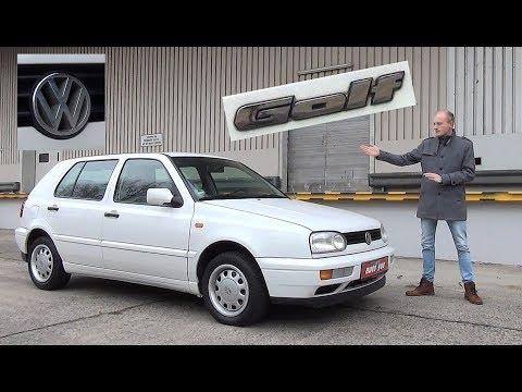 VW Golf III Test - Auf Dem Weg Zum Klassiker? Review Kaufberatung Check