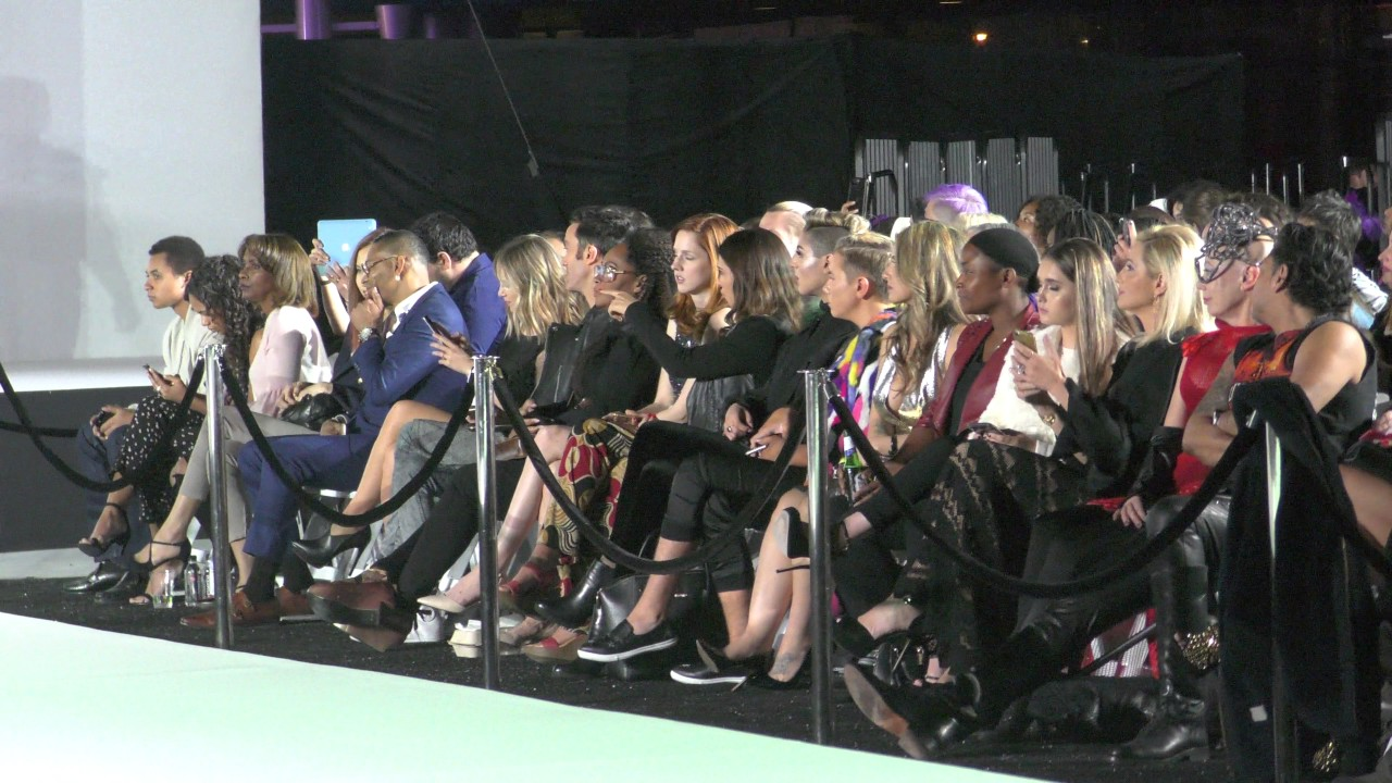 Style Fashion Week Los Angeles 2017 Malan Breton Youtube