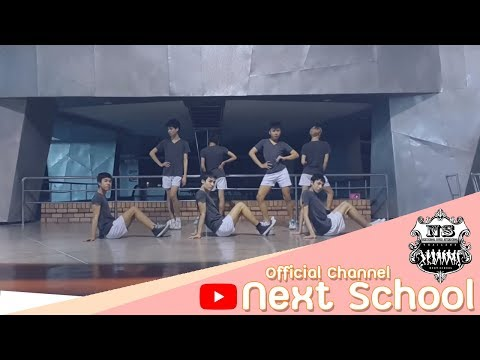 Next School Cover AOA (에이오에이) - Miniskirt Dance Rehearsal