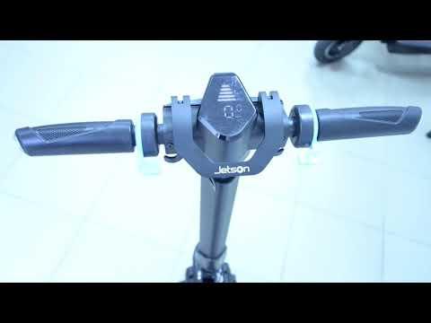 Электросамокат Jetson L8 - Лучший самокат для подростка