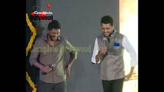 Riteish Deshmukh, Genelia at the Music Launch of Marathi Film 'Lai Bhari'