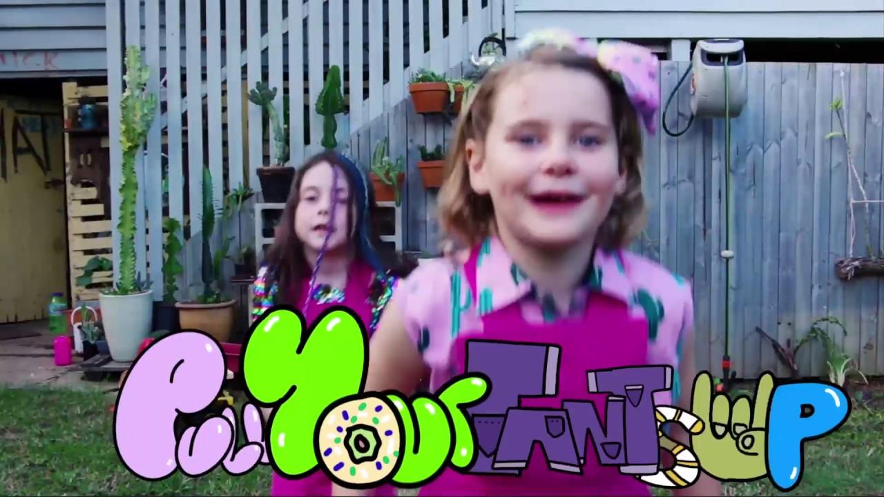 Regurgitator's Pogogo Show - Mr Butt (official video)