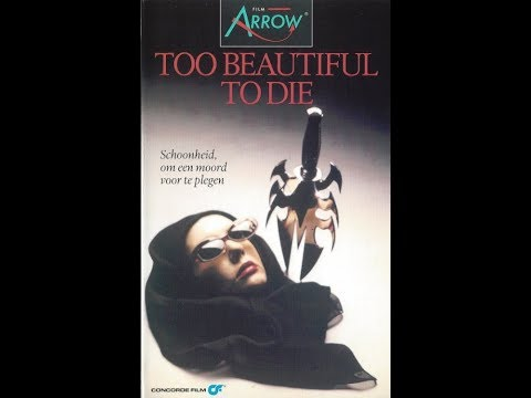 Too Beautiful to Die 1988 Ps  Dutch VHS Release