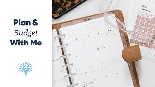 Plan & Budget With Me | September 2020
