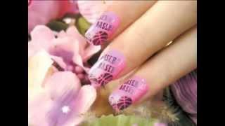 Зачем рисовать на ногтях, когда можно сделать вот так (СМОТРИ ВИДЕО)(Набор для художественного маникюра Salon Express (подробнее тут http://vk.cc/3n0RIt Это целый маникюрный салон в вашей..., 2014-07-18T20:11:26.000Z)