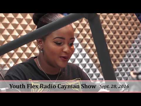 Youth Flex Radio Cayman Show - News Segment