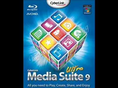 DOWNLOAD FREE CyberLink Media Suite 9 Ultra FULL