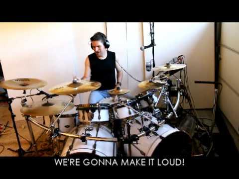 Rock In Korea - Loren Scott - Drums