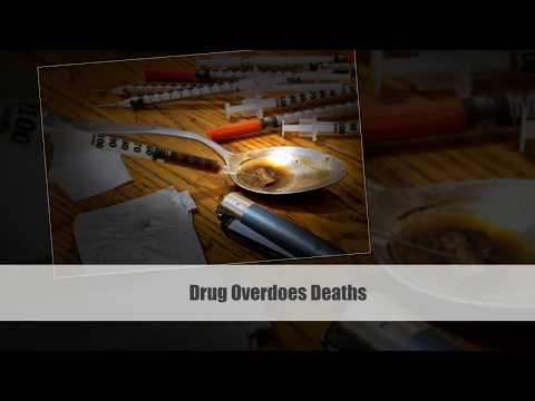 Fatal Drug  Overdose Deaths On The Rise