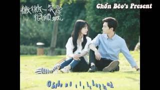 [Lời Việt] Một giây nữa (OST Yêu em từ cái nhìn đầu tiên) - Trương Bích Thần