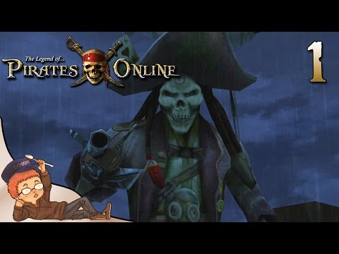 The Legend of Pirates Online: Part 1 - Beta Launch