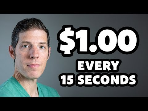Earn Money Every 15 Seconds WITHOUT Surveys! For 2019