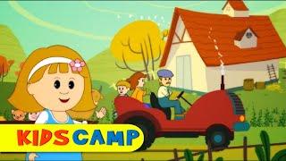 The Farmer in the Dell   Nursery Rhymes   Popular Nursery Rhymes by KidsCamp