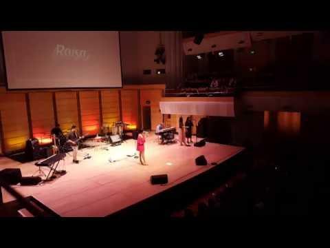 Raisa - Biarkanlah [LIVE Concert in Sydney] #SOUNDQURIANG3 in 4K