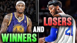 The Winners And Losers Of The 2018 NBA Free Agency thumbnail