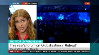Hot topics of TRT World Forum