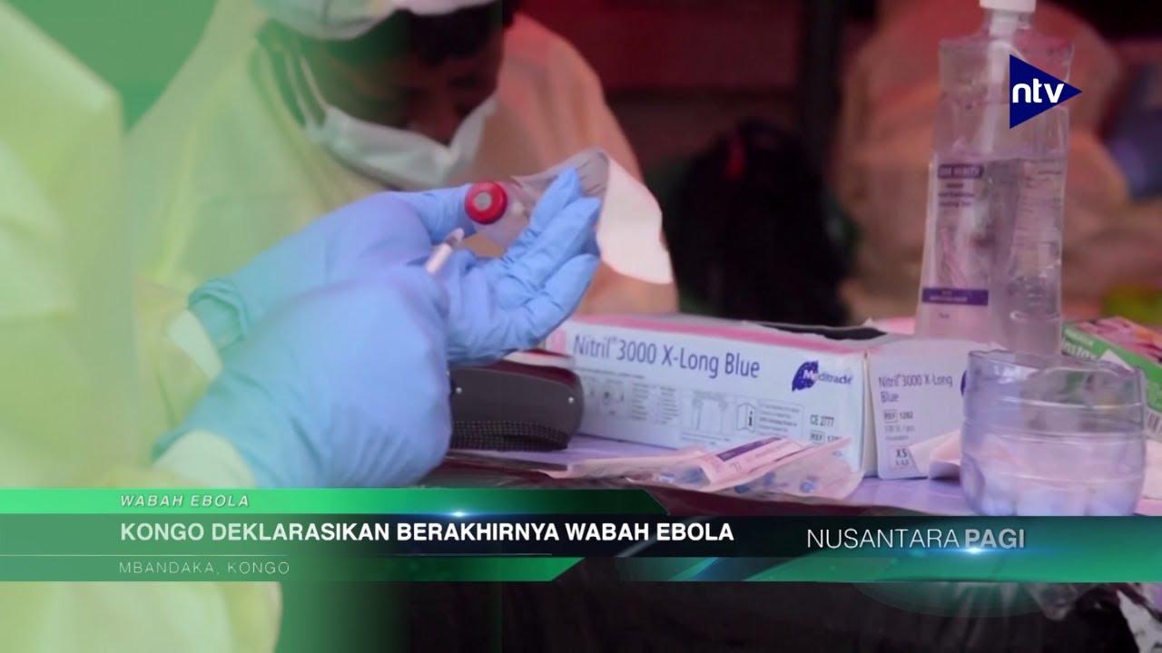 2.200 Warga Kongo Tewas Akibat Virus Ebola