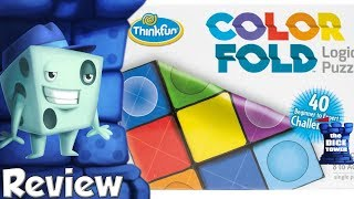 Color Fold Review - with Tom Vasel