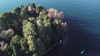 DJI Mavic Pro: View from the New House: Pallanza Lago Maggiore Italy