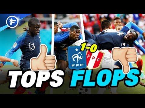 Les tops et flops de France-Pérou