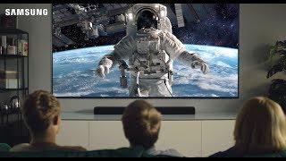 "Samsung 75""+ TVs: Rethink What Fits"