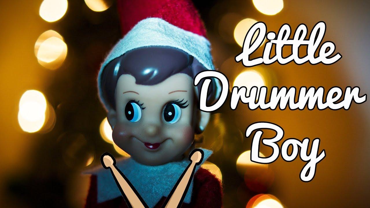 The Little Drummer Boy Christmas Carol - YouTube