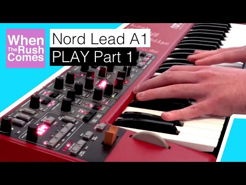 Nord Lead A1 | Part 1 Access all styles
