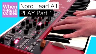 Nord Lead A1 | Play Part 1