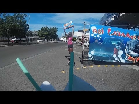 Vlog39 - Walking around downtown - Culiacan, Sinaloa