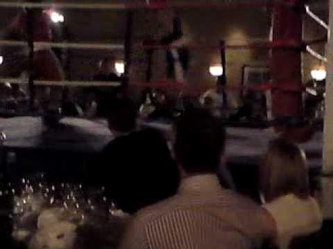 Elliot Boxing - Marriott Cardiff