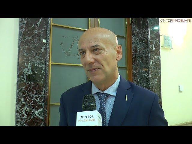 Napoli per un giorno capitale dell'immobiliare: Giorgio Fede