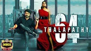 BREAKING: Thalapathy 64 Title Hints | Vijay | Vijay Sethupathi | Inbox