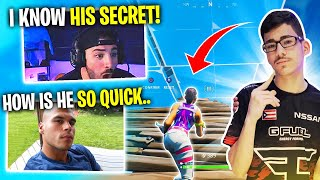 FaZe Sway's *Secret* To Faster Editing! (Fortnite Battle Royale)