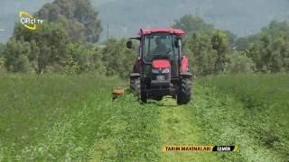 Tarım Makinaları Türkay Tamburlu Çayır Biçme Makinası