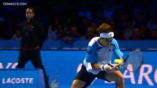 Federer Denies Murray In London Tuesday Highlights