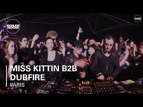Miss Kittin b2b Dubfire Boiler Room Paris DJ Set