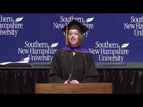 SNHU 2016 College of Online and Continuing Education | Speaker: Kimberly O'Keefe