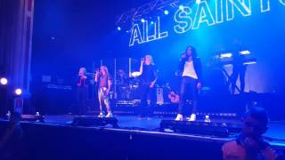 All saints one strike into pure shores