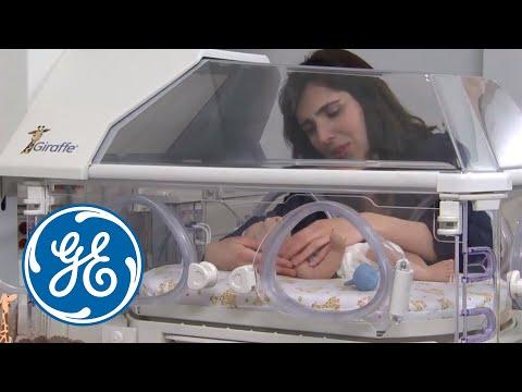 Giraffe Incubator Carestation – GE Healthcare - Managing Sound | GE Healthcare