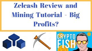 Zelcash Review and Mining Tutorial - Big Profits?