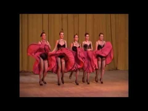 Trupa de dans
