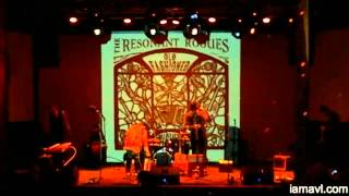 Resonant Rogues; Hank West and The Smokin Hots
