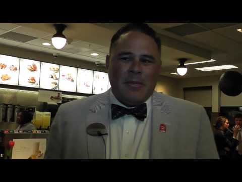 Raw Interview With Monck Corner Chick-Fil-A's Owner Justin Clark
