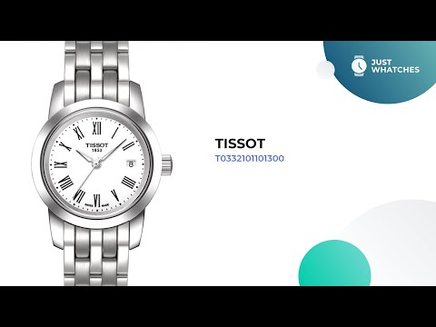 Tissot T0332101101300 Watches For Women Full Specs, Prices, Honest Review 360°