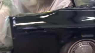 70s Oldsmobile Delta 88 (Paint Job)